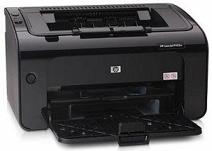 HP LaserJet P1102w, B&W-laser (CE657A)