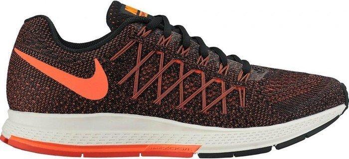 the latest ab79a 6400c Nike Air zoom Pegasus 32 black bright crimson sail hyper orange (ladies