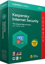Kaspersky Lab Internet Security 2018, 1 User, 1 Jahr, Update, ESD (deutsch) (Multi-Device)