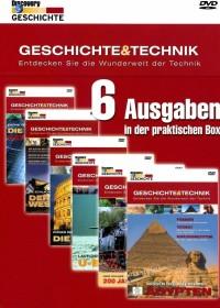 Discovery Geschichte & Technik Box 2