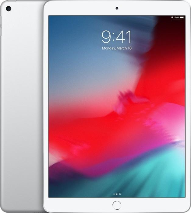 Apple iPad Air 3 256GB, silber (MUUR2FD/A)
