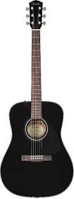 Fender CD-60 Dread V3 DS Black (0970110506)