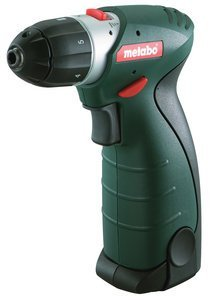 Metabo PowerMaxx-Li-Pro cordless screw driller incl. case + 2 Batteries 2.2Ah + Accessories (6.00069.50)