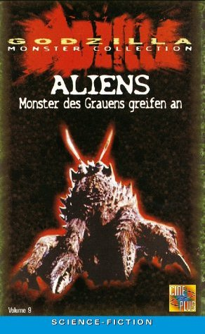 Godzilla 9 - Monster des Grauens greifen an -- via Amazon Partnerprogramm