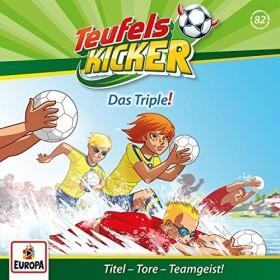 Teufelskicker Folge 82 - Das Triple!