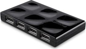 Belkin Mobile USB-Hub, 7x USB-A 2.0, USB 2.0 Mini-B [Buchse] (F5U701cwBLK)