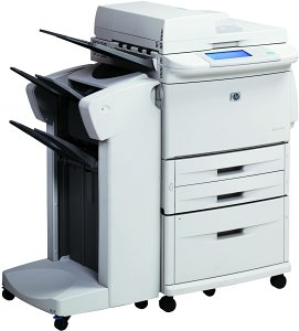 HP LaserJet 9000L MFP, B&W-laser (Q2622A)