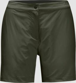 Jack Wolfskin JWP Shorts Hose kurz green pine (Damen) (1505981-4070)