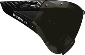 Casco SPEEDmask Carbonic visor grey/silver for SPEEDairo and SPEEDster Helmets (5015)
