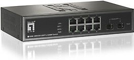 Level One GSW-0890, 8-Port