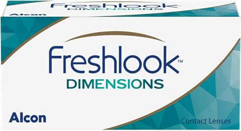 Alcon FreshLook dimension Colour lens, 6-pack (various colours) -- via Amazon Partnerprogramm