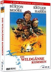 Die Wildgänse kommen (Special Editions)
