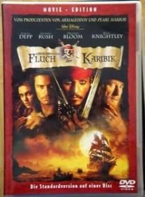 Fluch der Karibik (DVD)