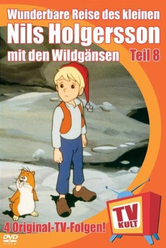 Nils Holgersson Vol.  8 -- via Amazon Partnerprogramm
