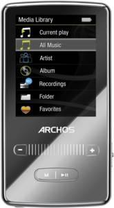 Archos 2 Vision 16GB brown (501346)