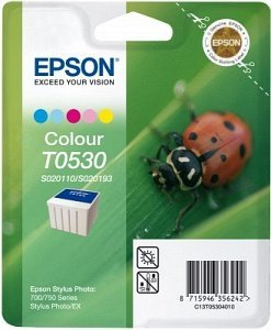 Epson T053 ink coloured (C13T05304010)