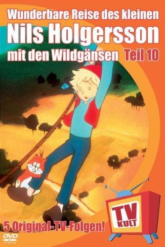 Nils Holgersson Vol. 10 -- via Amazon Partnerprogramm
