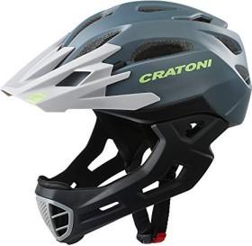Cratoni C-Maniac Fullface-Helm anthracite/black matt