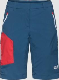 Jack Wolfskin Overland Shorts Hose kurz indigo blue (Damen) (1506161-1130)