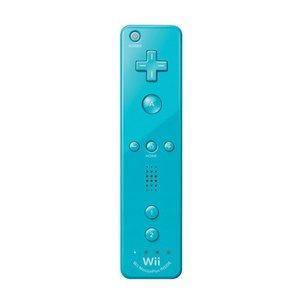 Nintendo Wii Remote Plus, blue (Wii) (2112966)