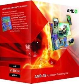 AMD A8-3850, 4C/4T, 2.90GHz, boxed (AD3850WNGXBOX)