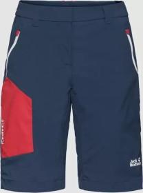 Jack Wolfskin Overland Shorts Hose kurz dark indigo (Damen) (1506161-1024)
