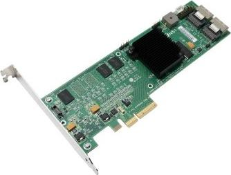 LSI Logic MegaRAID SAS 8708ELP, PCIe x4 -- via Amazon Partnerprogramm