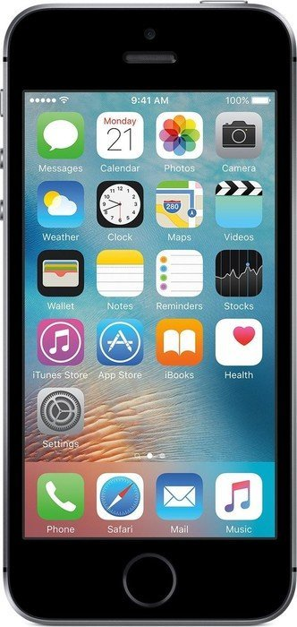Apple iPhone SE 16GB grau