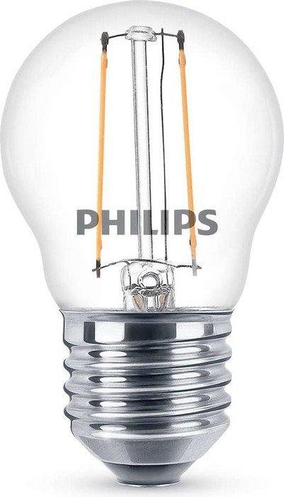 Philips Classic LED Tropfen E27 2W/827 (573938-00)