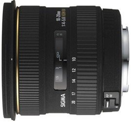 Sigma AF 10-20mm 4.0-5.6 EX DC HSM for Four Thirds (201958)