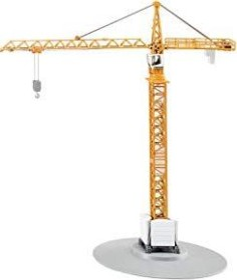 SIKU Super Tower slewing crane (1899)