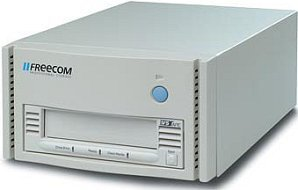 Freecom Tapeware DLT-VS160es, DLT-VS1, 80/160GB, external, SCSI (20385)