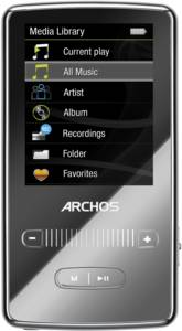 Archos 2 Vision 16GB red (501347)