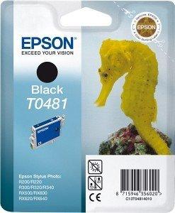 Epson Tinte T0481 schwarz (C13T04814010)
