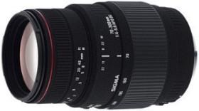 Sigma AF 70-300mm 4.0-5.6 DG APO Makro für Sony A schwarz (508934)