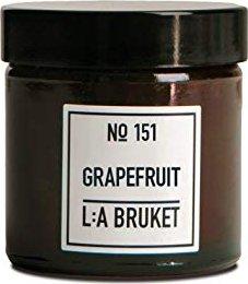 L:A Bruket Nr. 151 Grapefruit Duftkerze, 50g