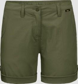 Jack Wolfskin Desert Shorts Hose kurz delta green (Damen) (1505311-4092)