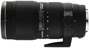 Sigma AF 70-200mm 2.8 EX DG macro HSM II for Sony A black (579934)