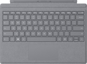 Microsoft Surface Pro signature Type Cover, platinum, Commercial, EN (FFQ-00013)