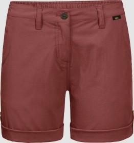 Jack Wolfskin Desert Shorts Hose kurz auburn (Damen) (1505311-3038)