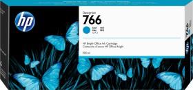 HP Tinte 766 cyan (P2V89A)