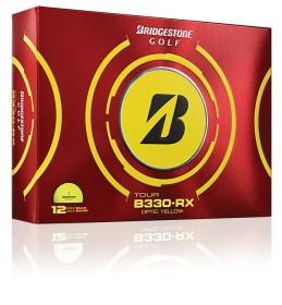 Bridgestone Golf Tour B330-RX, yellow, 12 pieces