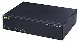 Axis 2460 Network DVR (Digital Video Recorder) 2x 40GB (0138-012-01)