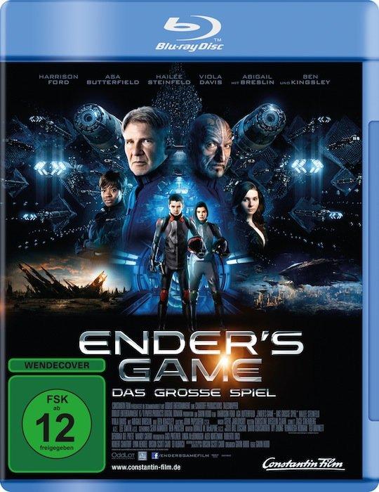 Ender's Game - Das große Spiel (Blu-ray)