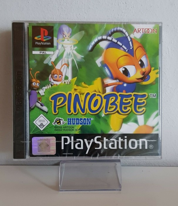 Pinobee - Wings of Adventure (PS1) -- via Amazon Partnerprogramm
