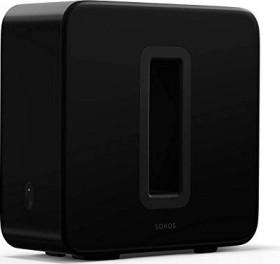 Sonos SUB 3. Generation hochglanz schwarz (SUBG3EU1BLK)
