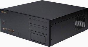 SilverStone Crown CW01 black, aluminum (SST-CW01B-R)