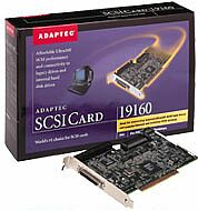Adaptec ASC-19160 LVD, PCI, kit (1822100)