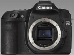 Canon EOS 50D schwarz mit Objektiv Fremdhersteller