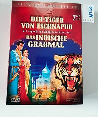Fritz Lang Indien-Edition -- via Amazon Partnerprogramm